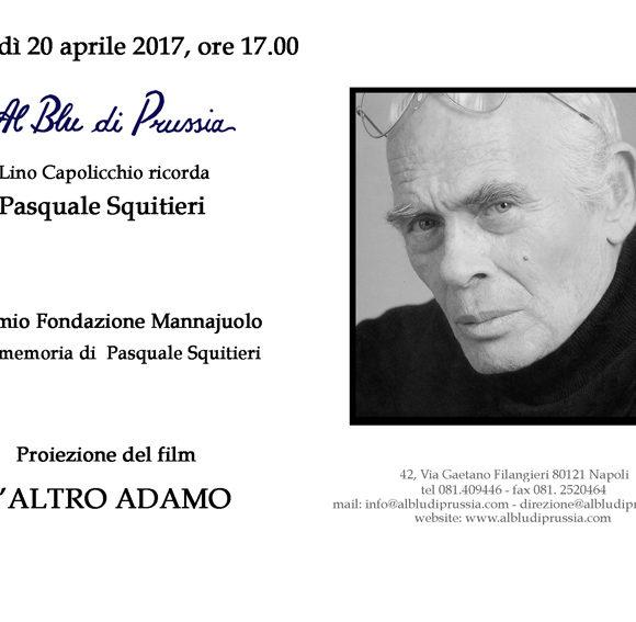 Premio Fondazione Mannajuolo 2017